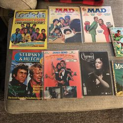 Vintage Magazine's, and books . for Sale in Taunton,  MA
