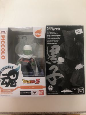 Two Bandai Comic Figures new for Sale in Irvine, CA