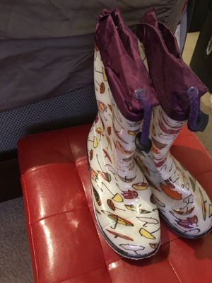 Rain boots for Sale in Durham, NC