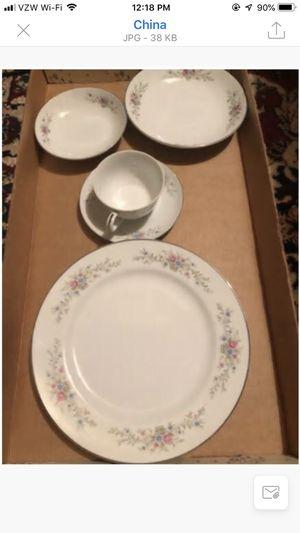 Florentine China Set for Sale in CHRISTIANSBRG, VA