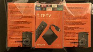 Amazon fire tv please read description for Sale in Virginia Beach, VA