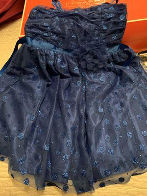 Vestido semi nuevo talla 10 for Sale in Colton, CA