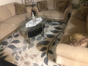 Beige sofa for Sale in Brooklyn, NY