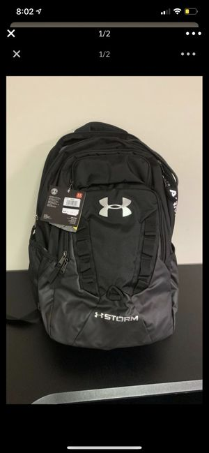 Brand New Under Armour back pack for Sale in Virginia Beach, VA