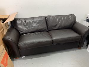 Couch with fold out bed for Sale in North Miami Beach, FL