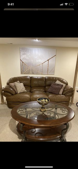 Sofa set - beautiful and comfy Price drop $170!! for Sale in Woodbridge, VA