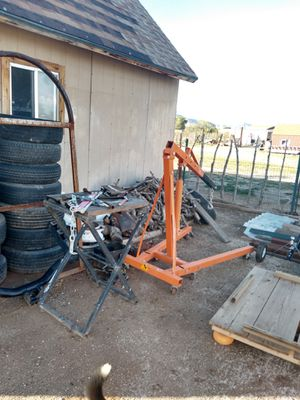 Motor crane for Sale in Avondale, AZ