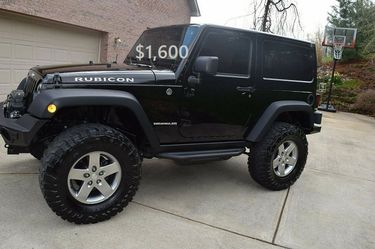 💯Good condition-2010 Jeep Wrangler $1600♣ for Sale in Fairfield,  CA