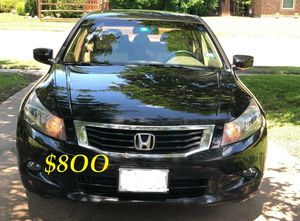 ✅✅✅URGENTLY $8OO I sell my family car 2OO9 Honda Accord Sedan EX-L Runs and drives great.Clean title!!✅✅✅ for Sale in Oakland, CA