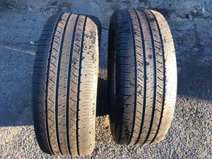 ⭐ 2 Tires Michelin 245 60R18 for Sale in Everett, MA