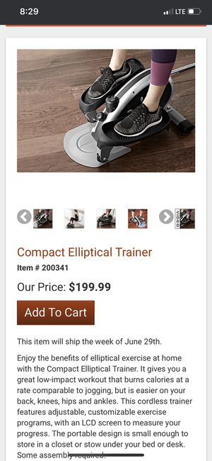 Elliptical training for Sale in Fresno, CA