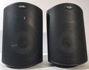 Polk Audio Model Atrium-4 Speakers-Black-Pair for Sale in Scottsdale, AZ