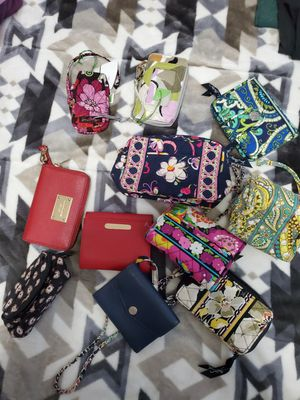 Michael Kors & Vera Bradley wallets for Sale in Fountain, CO