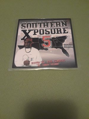 Sir Classic & DJ Smuv - Southern Xposure 5 for Sale in Decatur, GA