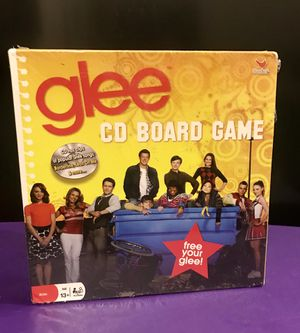 GLEE CD BOARD GAME Brand New Factory Sealed I have 2 Retail 35.68 for Sale in Detroit, MI