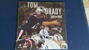 New England Patriots Tom Brady 2020 Caleendar - Unopened New for Sale in Tucson, AZ