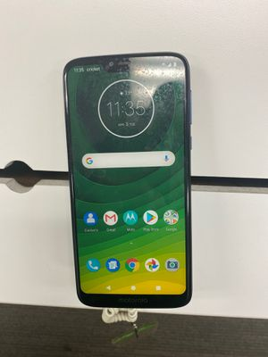 Moto g7 for Sale in White Hall, AR