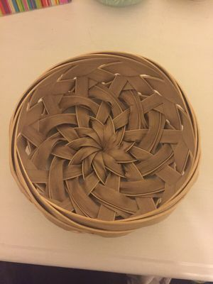 Weaved basket from Key West FL for Sale in Charlotte, NC