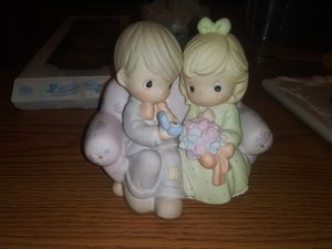 Precious Moments engagement figurine for Sale in Joliet, IL
