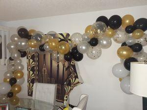 FREE. Arco de globos for Sale in Miami, FL