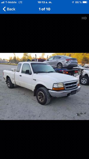 2000 Ford Ranger EXT CAB for Sale in Manassas, VA