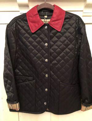 Beautiful Burberry jacket size medium women's Brand New for Sale in San Jose, CA