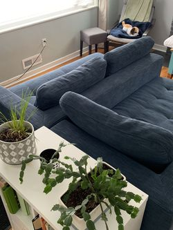 Article sectional with sofa bed for Sale in Pittsburgh,  PA