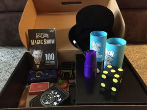 Lance Burton Magic Show for Sale in Puyallup, WA