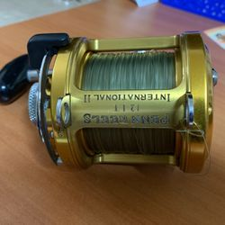 Penn Reels 12 LT International II 30 Lb Maxima for Sale in Huntington Beach,  CA