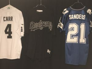 Jerseys NFL MLB for Sale in Irwindale, CA