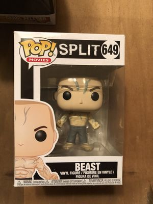 Pop Movies - Split - The Beast for Sale in Hollywood, FL