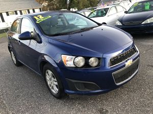Chevy sonic 2012 LT, 1 Owner for Sale in Monroe Township, NJ