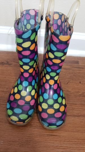 Kids Size 12 Rain and Snow boots for Sale in Charlotte, NC