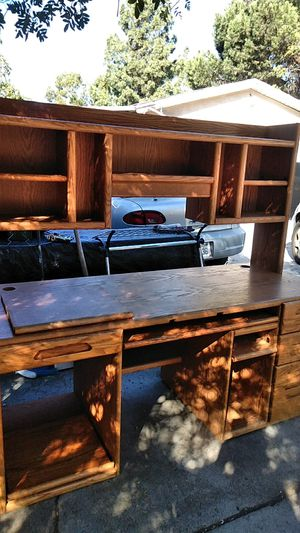 Beautiful Orman Grubb Oak Desk for Sale in Spring Valley, CA
