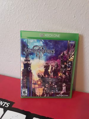 The kingdom hearts 3 $25 for Sale in Houston, TX
