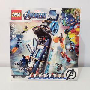 Avengers Tower Battle Lego Marvel for Sale in Houston, TX