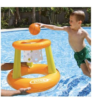 NEW ☀️INTEX Floating Hoops Pool Family Fun Basketball Game 💦 for Sale in Miami, FL
