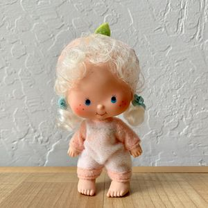 Vintage Strawberry Shortcake Baby Apricot Collectable Doll Toy for Sale in Elizabethtown, PA