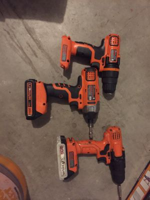 Power tools for Sale in Humble, TX