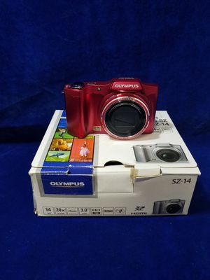 Olympus 14 MP Digital Camera (Model: SZ-14) for Sale in Marietta, GA
