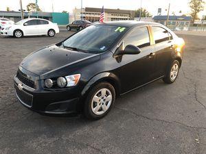 2014 Chevy Sonic. Guaranteed Financing. for Sale in Phoenix, AZ