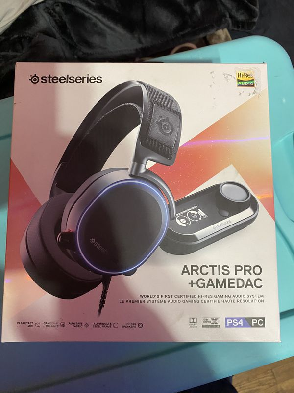 Gaming headphones PS4 or. PC