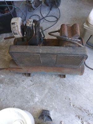 Air compressor portable wheel barrow type for Sale in Cape Coral, FL