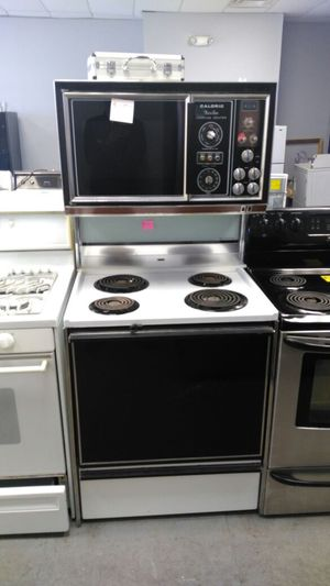 Caloric microwave cooking center for Sale in Cleveland, OH