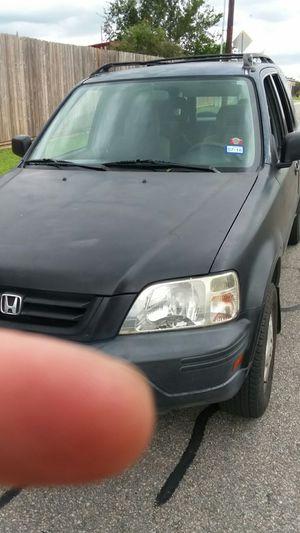 2000 Honda crv read add for Sale in San Antonio, TX
