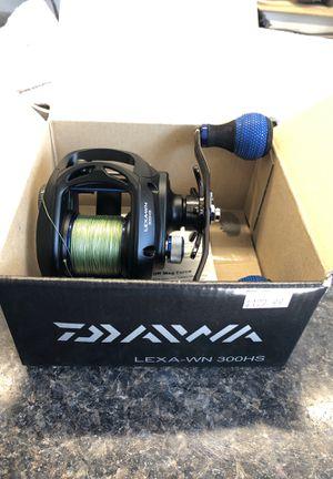 Fishing reel new in box Lexa- 300WN for Sale in Long Branch, NJ