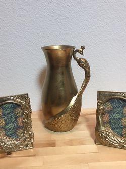 Peacock frame / Frames/ Peacock Frames/ frame/ frames/ Jar/ jar/ Jars/ peacock jar/ Peacock Jar/ Peacock Jars/ Cuadro/ Cuardos/ Frascas for Sale in Del Valle,  TX