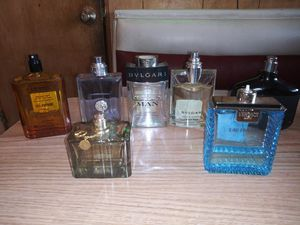 11 Perfume & Colognes Testers Shelf Pulls Usg Read All for Sale in Cleveland, OH