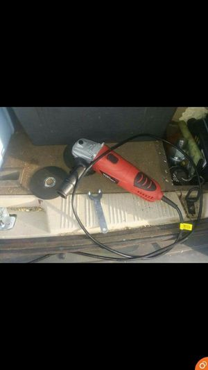 Grinder, drills, jack stands, drill bit set for Sale in Palmyra, PA