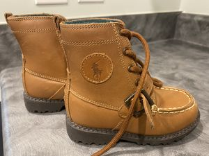 Polo boots 8c for Sale in Dulles, VA